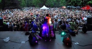 Le Contre-Temps Electrogroove Festival à 360° avec le studio ORIGIN !