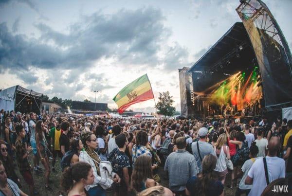 ORIGIN - Summer Vibration Reggae Festival 360