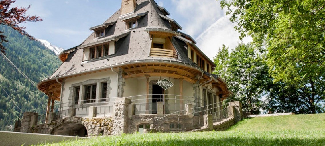 La Maison des Artistes d'André Manoukian à Chamonix