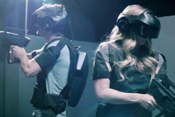 THE VOID 600x403 - Attractif, captivant & séduisant... Le divertissement à l'ère de la réalité virtuelle