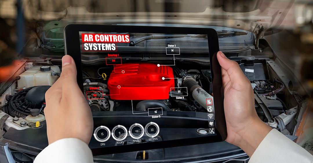 La réalité virtuelle et augmentée dans le secteur de l'automobile