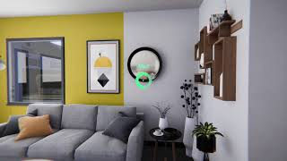 Visite Virtuelle d'un appartement