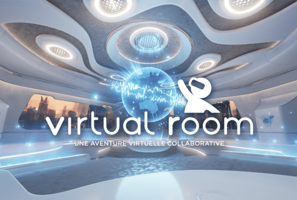virtual room 600x403 - Le premier escape game en réalité virtuelle