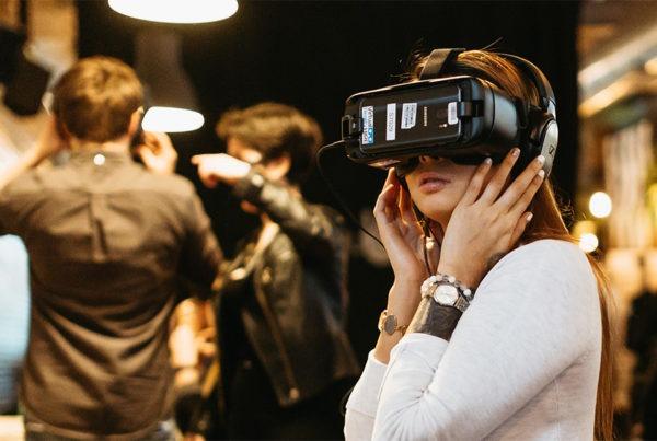 ORIGIN - VR Stand